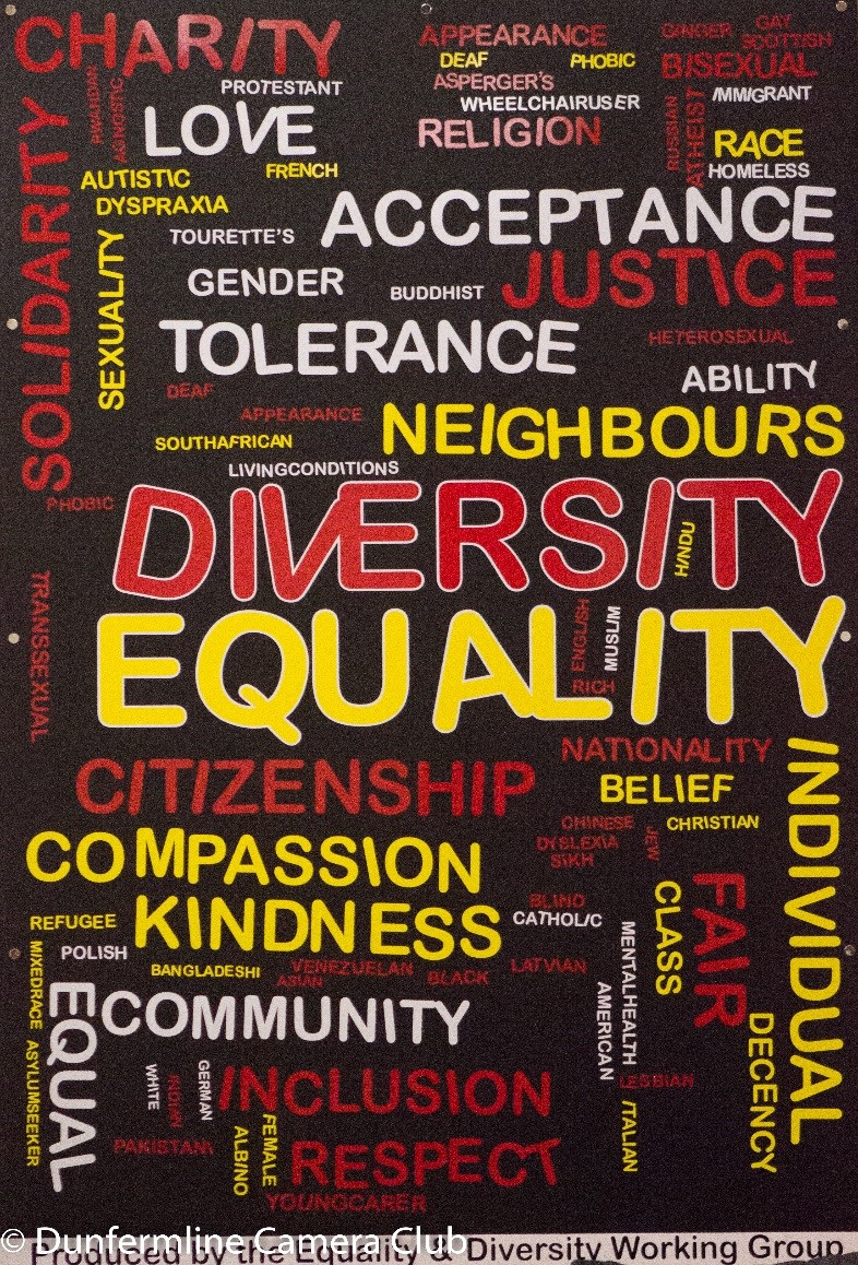 Equality and Diversity Workshop – Glenrothes High School's Diversity Day